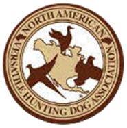 Logo for North American Versatile Hunting Dog Association