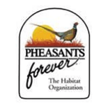 Logo for Pheasants Forever.